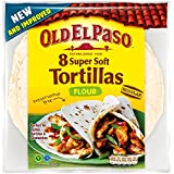 Old El Paso Flour Tortillas 8 326g