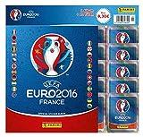 Euro-2016-France-Sticker-Starter-Set-Starter-Set-mit-Album-und-10-Tten