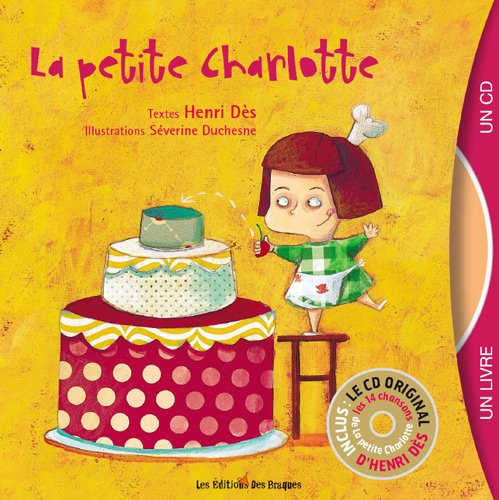 La petite Charlotte (1CD audio)