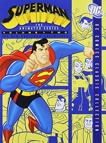 Superman: Animated Series DVD US Import