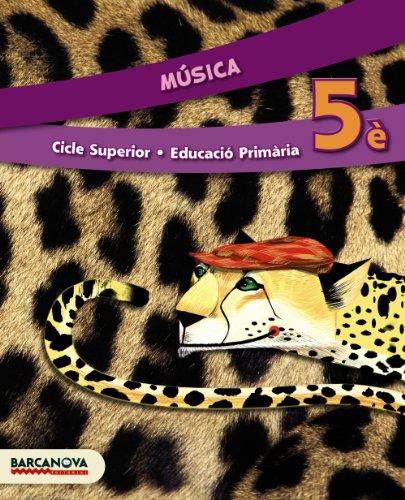 Música 5è CS. Llibre de l ' alumne (ed. 2014) (Cicle Superior) - 9788448933340 (Materials Educatius - Cicle Superior - Música) por Rosa Maria Montserrat