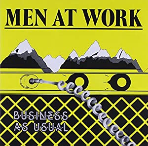 Men at Work in concerto