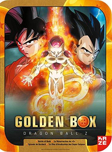 Dragon Ball Z - Golden Box - Steelbox Collector - DVD, occasion d'occasion  Livré partout en Belgique