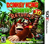 Donkey Kong Country Returns (Nintendo 3D...