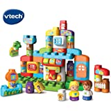 V Tech - Bla-Bla-Blocks - Ma maison alphabet interactive
