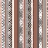 Meterware Wachstuch braun-beige Größe 140 cm breit