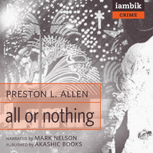 All or Nothing  Audiolibri