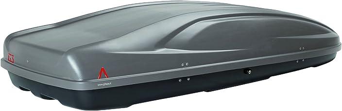 G3 Dachbox g322305-All-Time 480, 390Liter, dunkelgrau