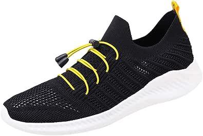 Bluestercool Fashion Running Scarpe da Corsa Sneakers da Uomo estive con Sneakers Respirabili Casual Leggero