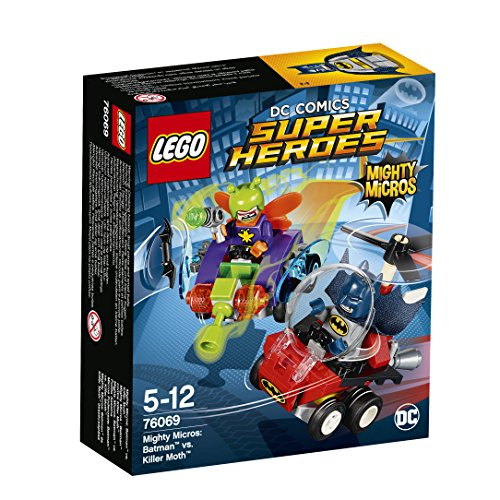 LEGO Super Heroes - Mighty Micros: Batman vs. Polilla Asesina (76069)