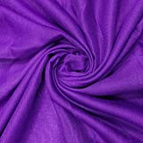Indian Handmade Wholesale Craft Fabric Art Decorative Material Hand Multi Purpose Use Purple Décor Cloth Home Decoration DIY Sewing Scrapbooking Quilt Fabric