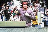 WandbilderXXL® Vlies Fototapete Run Rocky Run 120x80cm - hochwertige Tapete in 6 verschiedenen Größen für Wohnzimmer oder Büro - Foto Tapete - Qualität von Wandbilder XXL