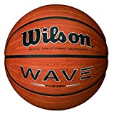 Wilson Wave Phenom - Pelota, color naranja, talla 7