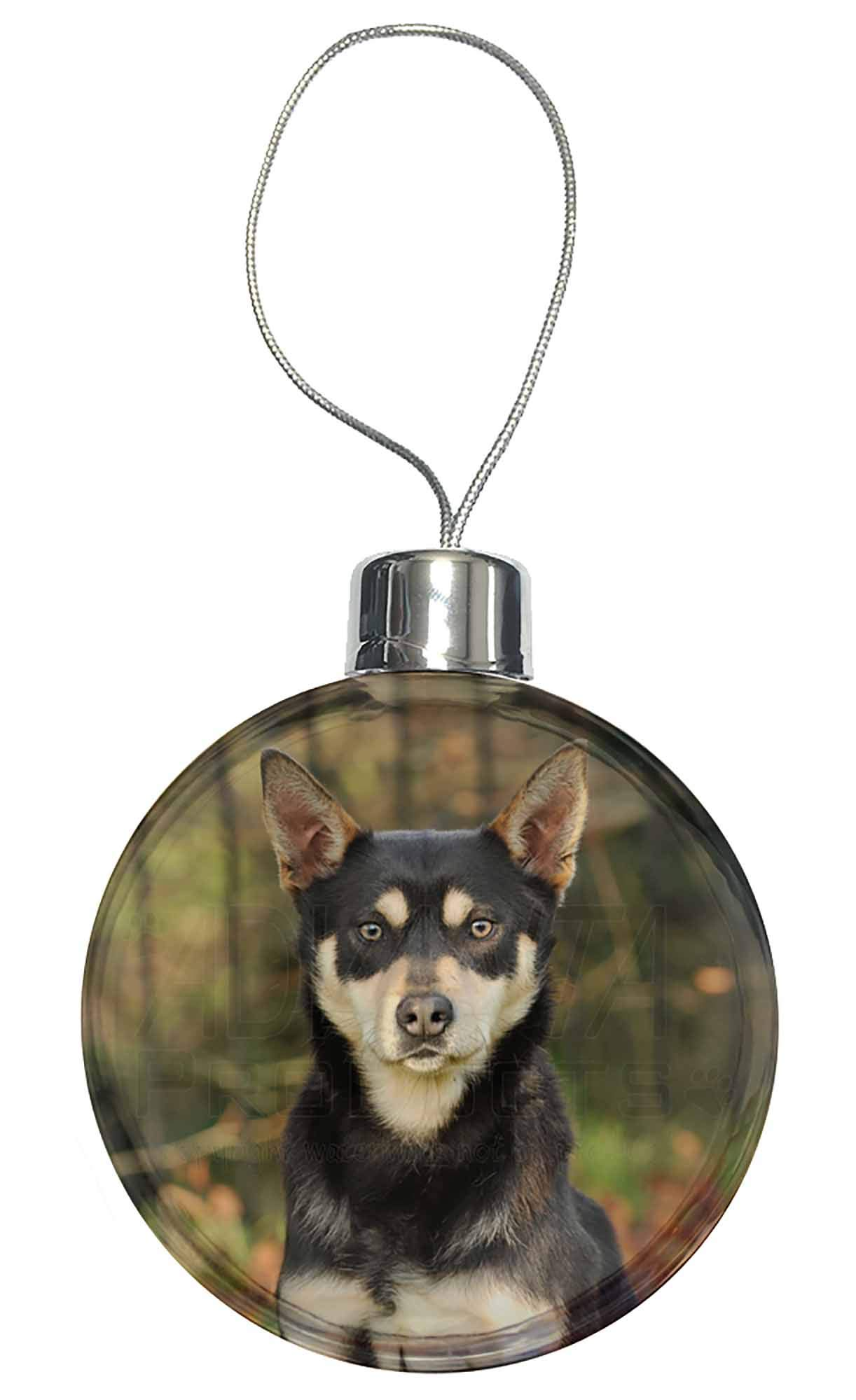 Advanta Group Australian Kelpie Dog Christmas Tree Bauble Decoration Gift