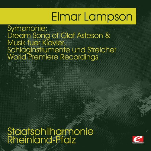 Lampson: Dream Song Of Olaf Aste...