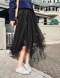 mayihang vestido falda de la mujer Vintage Bodycon faldas, sólido, One-Size,