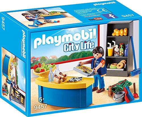 PLAYMOBIL 9457 Spielzeug - Hausmeister mit Kiosk