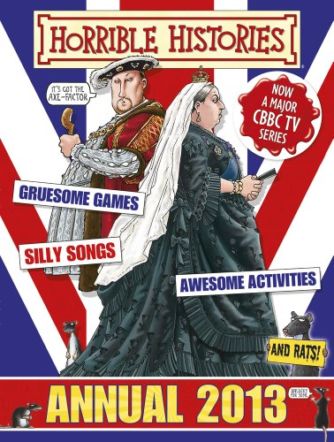 Horrible Histories Annual 2013