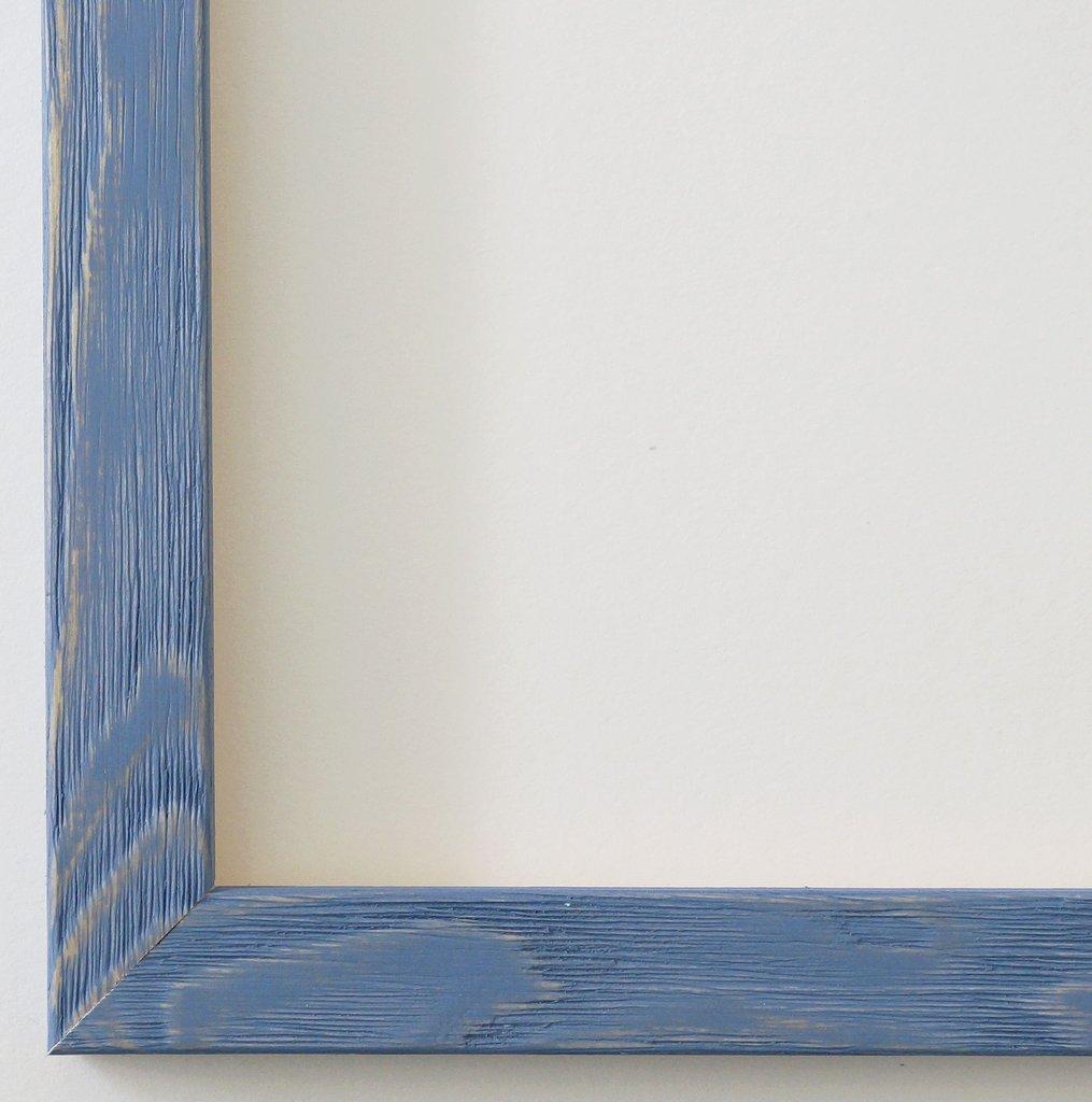 Amazon.de: Bilderrahmen Siena Blau 2, 0 - DIN A3 (29, 7 x 42, 0 cm ...