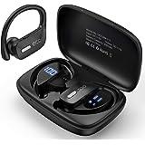 Cuffie Bluetooth, Occiam Auricolari Wireless Bluetooth in ear, 48H Riproduzione auricolari Impermeabile con microfono…