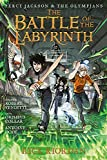 Percy Jackson and the Olympians the Battle of the Labyrinth: The Graphic Novel (Percy...
