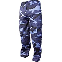 "Combat Trousers - Cargo Trousers - Camouflage Trousers - Sizes 30""- 40"""