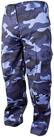 Combat Trousers - Cargo Trousers - Camouflage Trousers - Sizes 30 ...