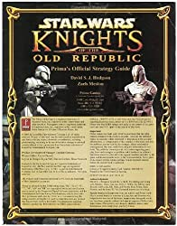 Star Wars: Knights of the Old Republic (Prima's Official Strategy Guide) by David Hodgson (2003-07-01)
