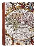 Telecharger Livres Livret de luxe indiary Papier puise a la main a l exterieur Mappemonde antique ANCIENT WORLD MAP (PDF,EPUB,MOBI) gratuits en Francaise