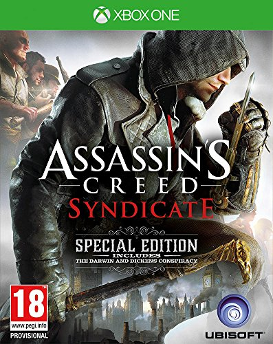 Assassin's Creed Syndicate - Special Edition [AT-PEGI] - [Xbox One] - One Creed Assassins Xbox