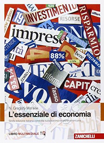 L'essenziale di economia. Con e-book