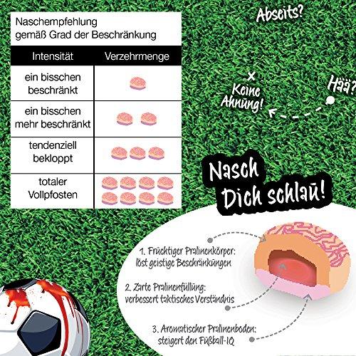 by Ligakakao.de Fruchtgummi-Pralinen F/ür Alle hochdosiert helfen bei Keine Ahnung von Fu/ßball VERSTAND f/ür Hoffenheim-Fans denen der von TSG Hoffenheim-Fans am Herzen liegt