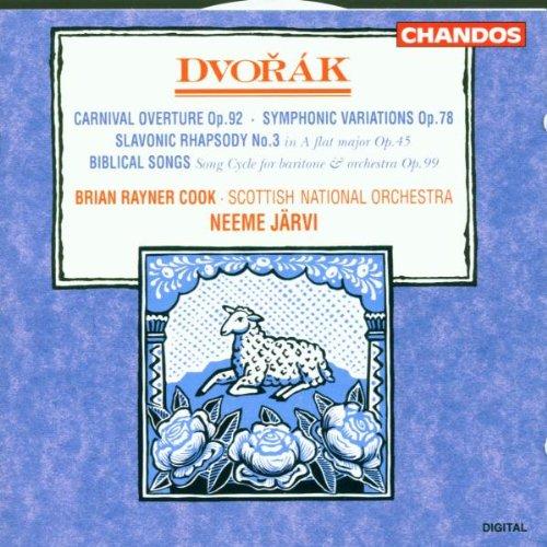 Orchesterwerke / Biblische Lied.
