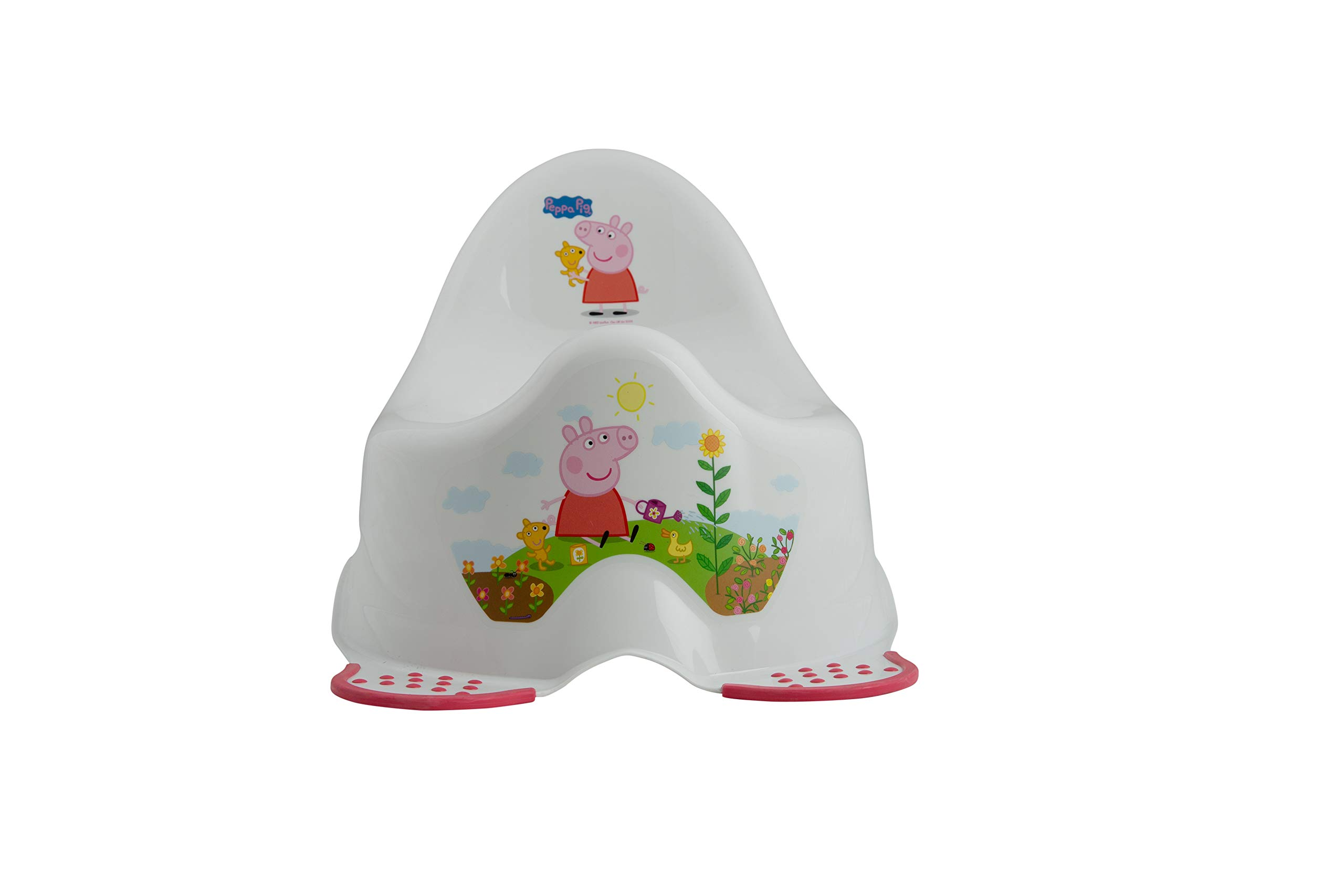 PeppaPigSteady Potty with Non Slip Feet - Peppa Pig 2
