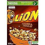 Nestlé Lion - Céréales du Petit Déjeuner - Paquet de 575 g - Lot de 6
