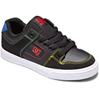 DC Shoes Pure - Chaussures en Cuir pour Enfant ADBS300267