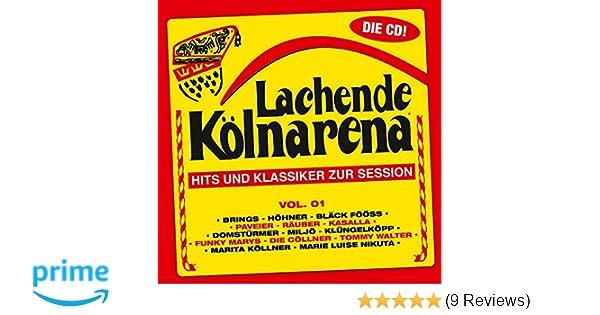 Lachende Kölnarena - Various: Amazon.de: Musik
