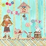 Oopsy Daisy hier Kitty Kitty von winborg Schwestern Leinwand Wand Art, 14von 35,6cm