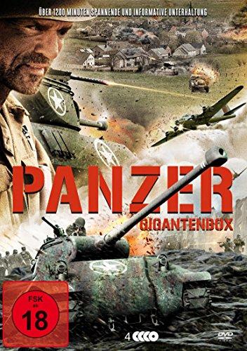 Panzer Gigantenbox (4 DVDs)