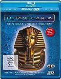 Tutanchamun - Sein Grab und die Schätze 3D (Real 3D + 3D anaglyph inkl. 2 Brillen + 2D-Version [3D Blu-ray] -