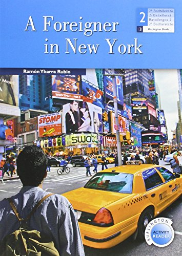A FOREIGNER IN NEW YORK(BAR)2êBTO.BURLIN