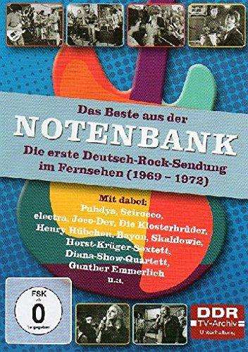 Das Beste aus der Notenbank - Die erste Deutsch-Rock-Sendung im Fernsehen (DDR TV-Archiv)