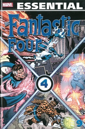 Essential Fantastic Four - Volume 9 by Len Wein (27-Aug-2013) Paperback