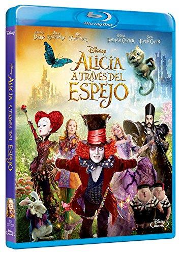 Alicia A Través Del Espejo [Blu-ray] 61kvF6DguRL
