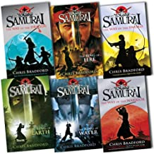 Chris Bradford Young Samurai 6 Books Collection Pack Set RRP: 41.94 (The Rin...
