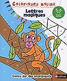 Lettres magiques Grande section 5-6 ans