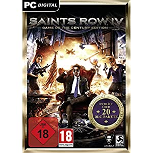 Saints Row IV – Game of the Century Upgrade Pack [PC Steam Code]