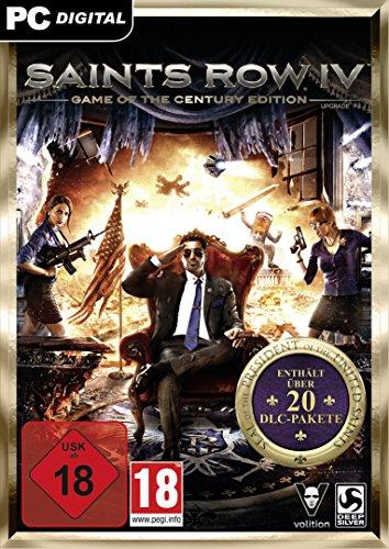 Saints Row IV - Game of the Century Upgrade Pack [PC Steam Code] (Saints Row Iv Für Pc)
