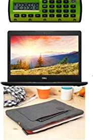 Dell Inspiron 3493 Laptop Core I5-1035G7 8GB 512GB SSD 14In Display (1366x768) Bluetooth Webcam WIN10 BLACK With Free GOLLA