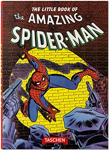 The Little Book Of Spider-Man (Piccolo) por Roy Thomas